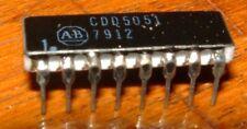 CDD5051 7x 680 R Allen Bradley DIL Réseau De Résistance x25