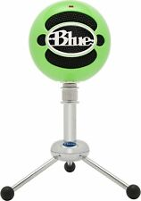 Blue Microphones Snowball USB Condenser Microphone- Neon Green