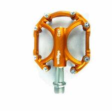 Wellgo Set Bike Pedals Bearing Platform Universal Ultralight Pedals 9/16'' 225g