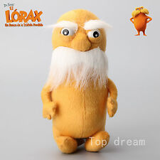 New Cartoon The Lorax Plush Toy Soft Stuffed Doll Figure Doll 10'' Kids Gift