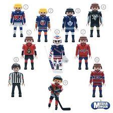 playmobil® Eishockey | NHL |Fan | Figur | Torwart |Feldspieler | lose