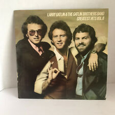 Larry Gatlin and The Gatlin Brothers Band Greatest Hits Volume II Record 1983