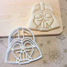 Star Wars Darth Vader Cookie Cutter - Fondant Cake Cupcake Topper Movie Cosplay