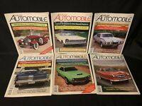 Collectible Automobile Magazine lot 2000 Feb April June Aug Oct Dec Squire