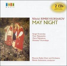 May Night (Moscow Radio Choir and Orchestra) CD (2001)