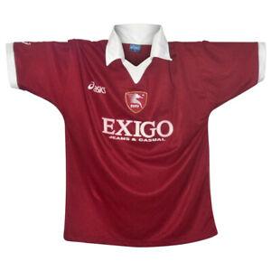 Salernitana 1999/00 home match worn shirt DI JORIO