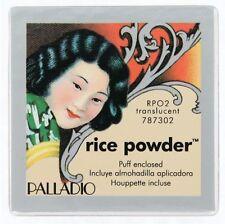 Palladio Rice Powder-Translucent