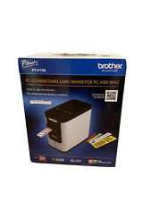 New Listingbrand New Brother Pt P700 Electronic Labeling System