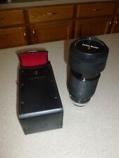 Vivitar Series 1 70-210mm f/3.5 Lens For Canon