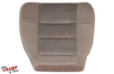 2003 Ford F150 XLT Extended-Cab X-Cab -Driver Side Bottom Cloth Seat Cover Tan
