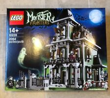 Lego 10228 Haunted House Monster Fighters NEW & Sealed FAST FREE 24HR DELIVERY