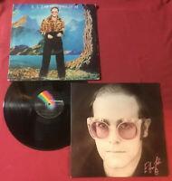 Elton John – Caribou   *1974:MCA-2116 Pinckneyville Pressing *Vinyl VG+ copy