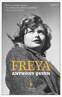 Freya, Paperback by Quinn, Anthony, Brand New, Free shipping in the US