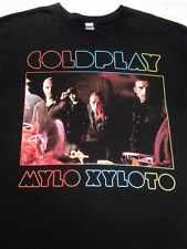 COLDPLAY 2012 tour MEDIUM concert T-SHIRT