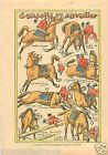 Conseils Cavalier Concours Hippique International Paris 1937 France ILLUSTRATION