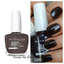 MAYBELLINE Forever Strong Super Stay7DAY GEL NAIL COLOUR 879 Hot Hue FREE P&P