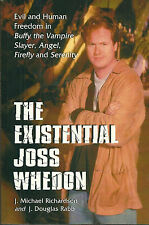 Trade Paperback Book - The Existential JOSS WHEDON - Buffy The Vampire Slayer