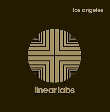 Linear Labs: Los Angeles By Various Artists Vinyl LP Record NEW