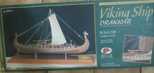 Viking ship model by Amati
