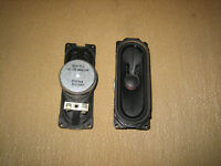 ZENITH PAIR OF SPEAKERS GESF01A 8 OHMS 15W FOR LG TV