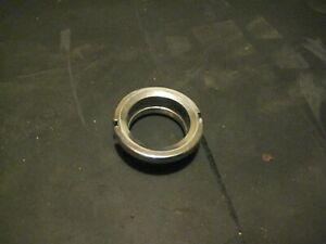 63 64 65 66 Cadillac Deville Dash Ignition Switch Bezel Lock Trim Nut