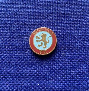 Aston Villa Fc Pin Badge