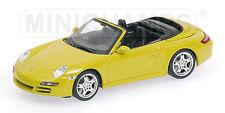 Minichamps 400063031 escala 1:43, Porsche 911 carrera s cabriolet #neu en OVP #