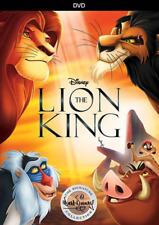 The Lion King (DVD) • NEW • Walt Disney, Elton John
