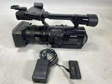 Sony HVR Z1 camcorder with battery and mains adaptor (2)