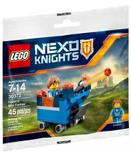 LEGO 30372 Nexo Knights Robin's Mini Fortrex NEW 2016 Series RARE Minifig Sealed