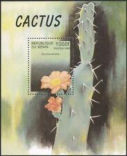 Benin 1999 Cactus/Cactus/Fiori/Piante/NATURA/piante grasse 1v M/S (n12256)