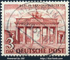 ALLEMAGNE BERLIN N° 45 AVEC OBLITERATION