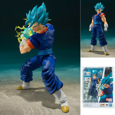 Bandai S.h.figures Super Saiyan God Vegito Battle Figure Dragon Ball