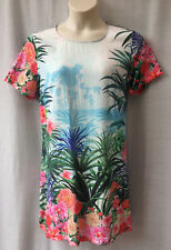 Miss Shop Size 16 Shift Dress NEW Casual Beach Travel Holiday Crusie - FREE POST