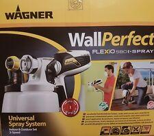 PISTOLET A PEINTURE WAGNER WALL PERFECT FLEXIO 580 I SPRAY