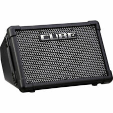 "Roland CUBE-ST-EX CUBE Street EX Battery Powered 50W 2x8"" Guitar Combo Amp New"