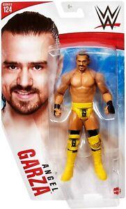 WWE ANGEL GARZA FIGURE SERIES 124 WRESTLING LUCHA LIBRE