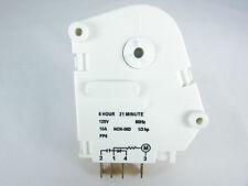 DEFROST TIMER 8 HRS  21 MIN- 120V -10A - 1/3 Hp- 60Hz