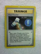 Carte pokémon trainer heal powder 104/105 commune neo destiny carte usée
