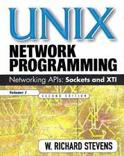 UNIX Network Programming Volume 1: Networking APIs