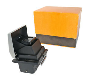 Waist Level Viewer for Exakta Cameras in Orginal Box and in Very Clean Condition