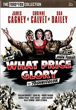 USED SLIM LINE DVD // WHAT PRICE GLORY - JOHN FORD - James Cagney, Dan Dailey,