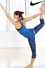 NIKE Legend II Quake Women XS Tight Fit Capri Pant Legging 683643 060 Dri-Fit