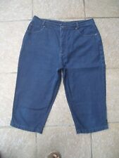 Bermuda Shorts Hose Jeans dunkelblau Gr 42 von Betty Barclay