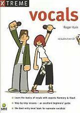 XTREME VOCALS Kain Book & CD