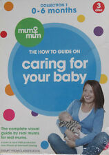 The How to Guide on Caring for Your Baby( 0-6 months) - Brand New