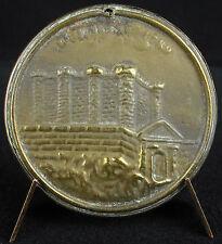 Médaille fête nationale 14 juillet 1880 Prise de la Bastille 49 mm cuivre medal