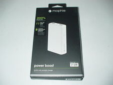 MOPHIE power boost 5200 mAh white Powerbank 2 USB Anschlüsse -