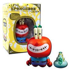 UNKL - Spongebob Squarepants - Mr. Krabs 4-Inch Vinyl Figure - Toynami