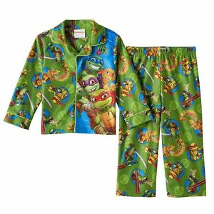 Boys 2 Piece Pajamas- Size 2